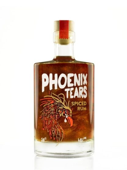 Phoenix Tears Spiced Rum (40% 50cl)