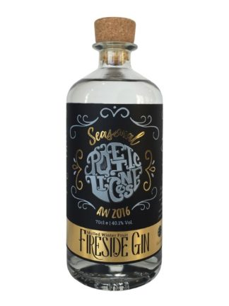Poetic License Fireside Gin