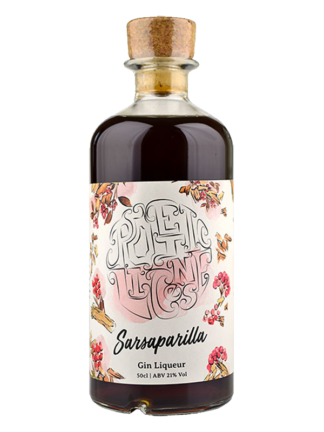 Poetic License Sarsaparilla Gin Liqueur