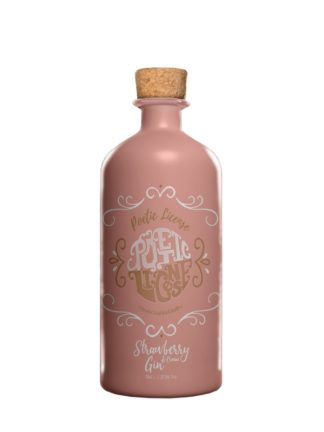 Poetic License Strawberries and Cream Picnic Gin