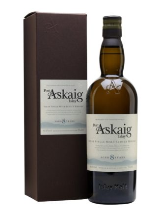 Port Askaig 8 Year Old Islay Single Malt Whisky