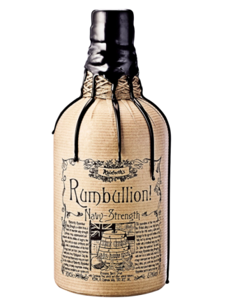 Rumbullion! Navy Strength Caribbean Rum