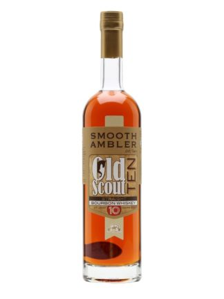 Smooth Ambler Old Scout 10 Year Old Bourbon