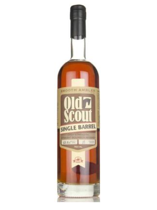 Smooth Ambler Old Scout 11 Year Old (cask 9498) Single Barrel Release