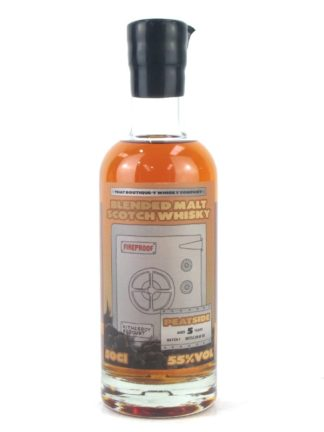 That Boutique-y Whisky Company Peatside 5 Year Old Blended Scotch Whisky