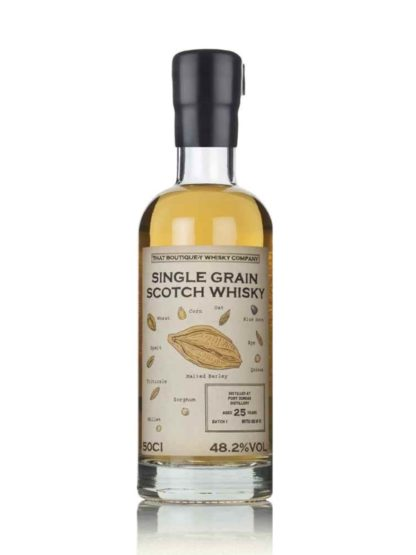 That Boutique-y Whisky Company Port Dundas 25 Year Old Single Grain Whisky