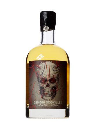 The Hot Enough Vodka Co 250K Scovilles Naga Chilli Vodka