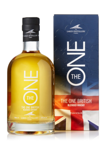 The Lakes Distillery The One Blended Whisky