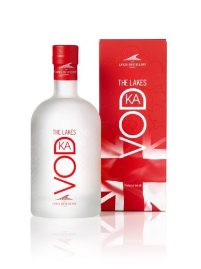 The Lakes Distillery Vodka Triple Distilled