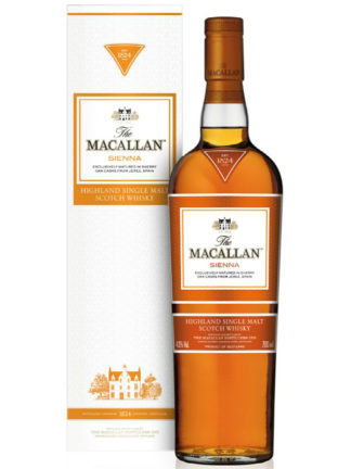 The Macallan Sienna 1824 Series