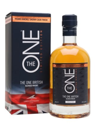 The One Pedro Ximinez Finish Blended Whisky