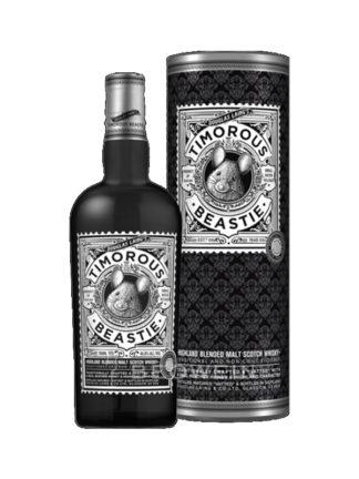 Timorous Beastie Highland Blended Whisky