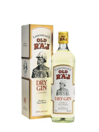 WM Cadenhead Old Raj Dry Gin 46%