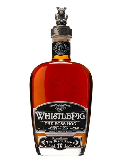 Whistlepig The Boss Hog IV