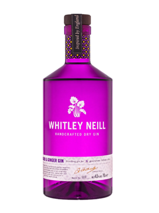 Whitley Neill Rhubarb Ginger Gin