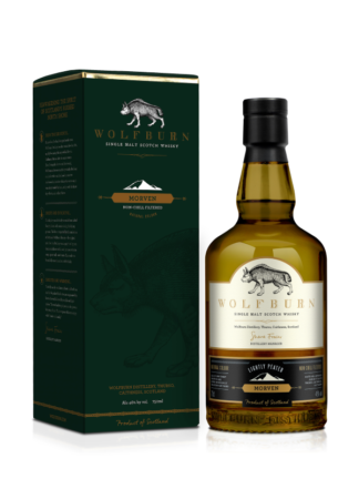 Wolfburn Morven Highland Single Malt Whisky