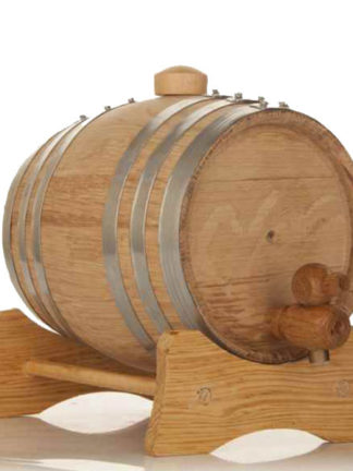American White Oak Toasted Whisky Barrel - 1 Litre