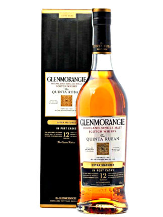 lenmorangie The Quinta Ruban 12 Year Old
