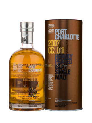 port charlotte 2007 cc-01 heavily peated islay single maltport charlotte 2007 cc-01 heavily peated islay single malt