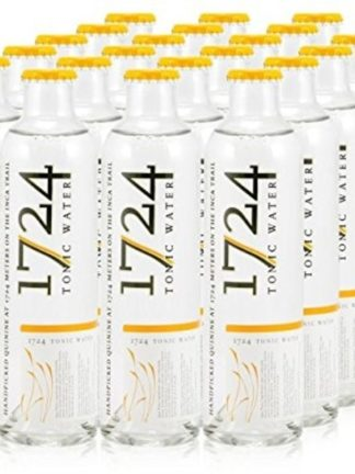 1724 Tonic Water 24X200ml Bottles