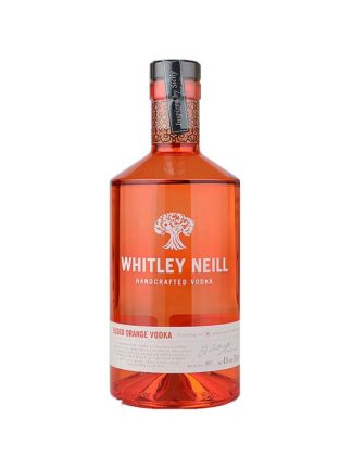 Whitley Neil Orange Vodka