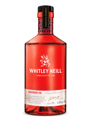 whitly niell raspberry gin