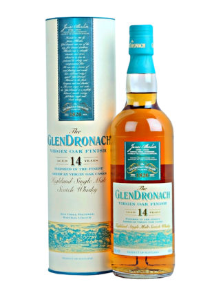 GlenDronach 14 Year Old Virgin Oak Finish