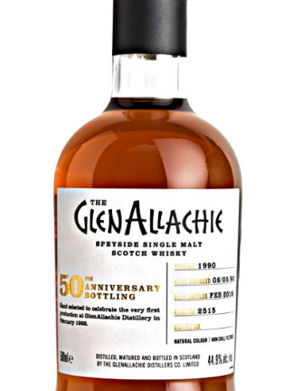 Glenallachie 1990 Single Cask #2517