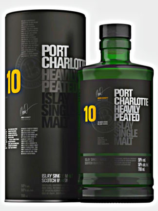 Port Charlotte 10 Year Old (New Bottle)