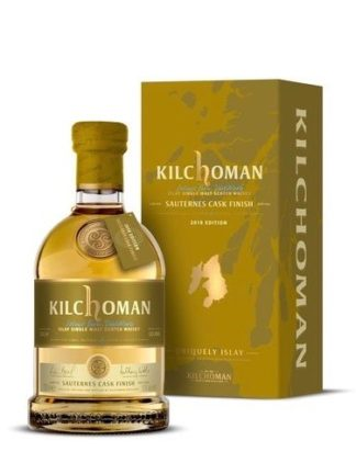 Kilchoman Sauternes Finish 2018 Edition