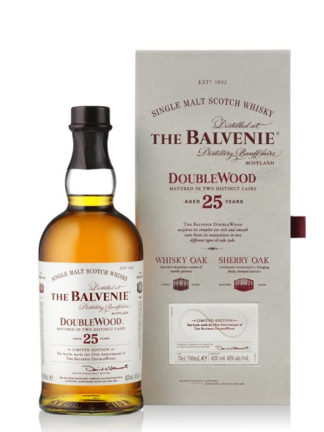 Balvenie 25 Doublewood Single Malt Whisky