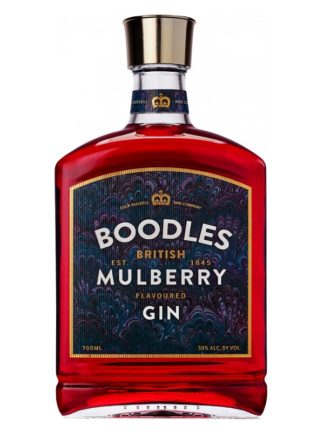 Boodles British Mulberry Flavoured Gin