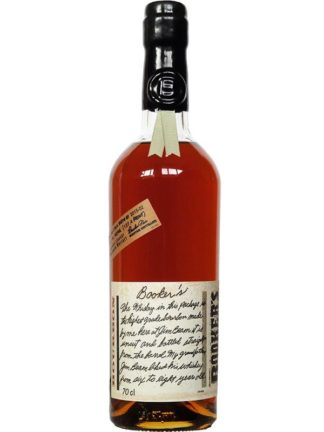 Booker's 7 Year Old True Barrel Bourbon (Batch 2015-02)
