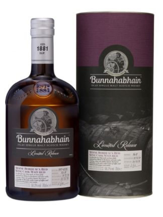 Bunnahabhain 9 Year Old 2008 Mòine Bordeaux Cask Matured Whisky