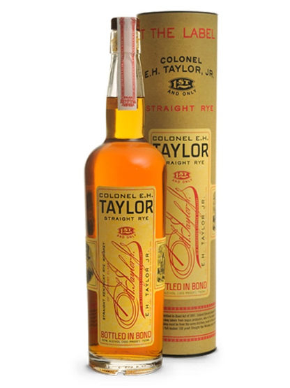 Colonel EH Taylor Rye Bourbon