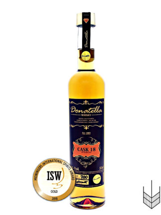 Donatella Cask 18 Edition Whisky