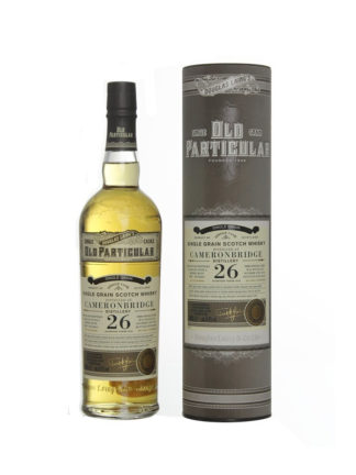 Douglas Laing Old Particular Cameronbridge 26 Year Old 1991 (cask 12661)