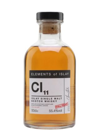 Elements of Islay Cl11 (Caol Ila) Islay Single Malt Scotch Whisky