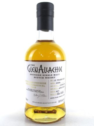 GlenAllachie 12 Year Old Spirit of Speyside Whisky