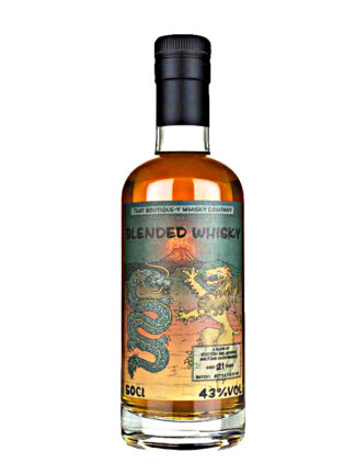 Japanese Blended Whisky 21 Year Old – That Boutique-y Whisky Company