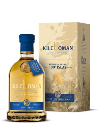 Kilchoman 100% Islay 8th Edition Single Malt Whisky