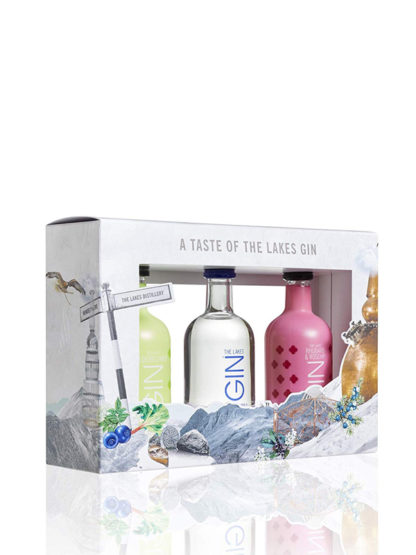 The Lakes Gin Gift Pack