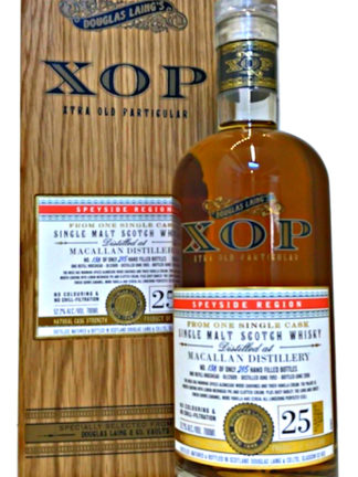 Macallan 25 Year Old XOP Douglas Laing DL12609