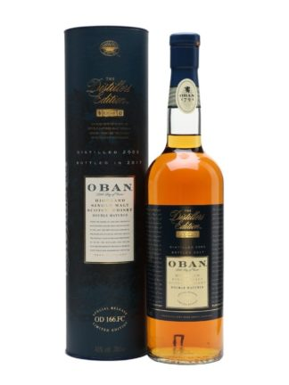 Oban 2003 Distillers Edition Single Malt Whisky