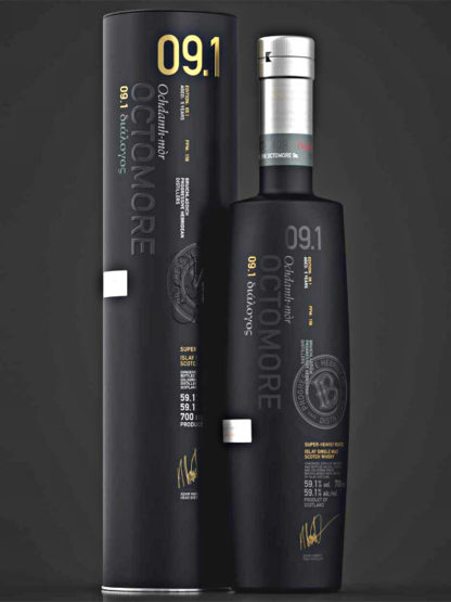 Octomore 9.1 Single Malt Whisky