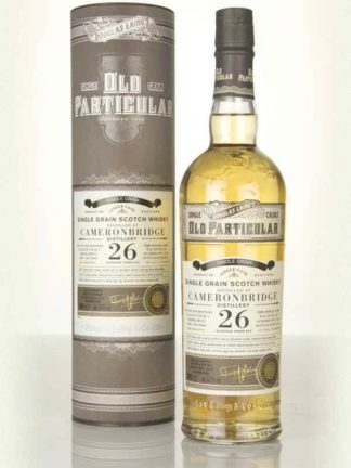 Cameronbridge 26 Year Old 1991 (cask 12661) - Old Particular (Douglas Laing)