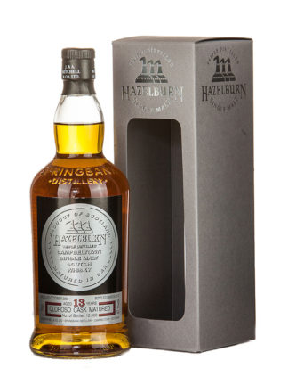 Hazelburn 13 year old Olorosso