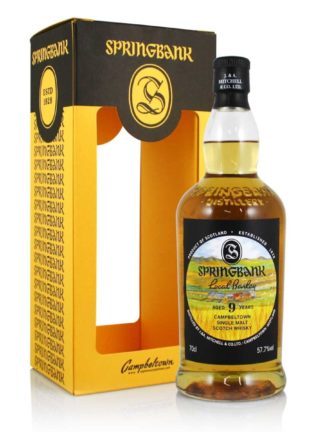 Springbank 9 Year Old Local Barley 2018