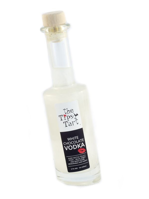 The Tipsy Tart White Chocolate Flavoured Vodka House Of Malt