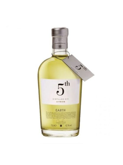 5th gin earth citrus